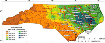mapping rainfall and flooding carolina digital history