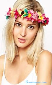 hippie hair accessories hippie hair accessories for boho weddings headbands flowers