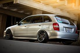 mazda cars usa stanced mazda stanced mazda 323 cars wagons pinterest