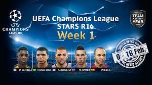 Uefa Chions League Uefa Chions League R16 Pes News