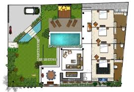 villa floor plan floor plans villa rentals bali