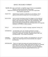 Resume Activities Section 175 Free Resume Templates Word Pdf Psd Samples Creative Template