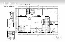 manufactured homes floor plans fascinating 5 bedroom manufactured homes floor plans also for