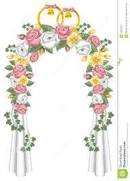 wedding arch no flowers wedding arch royalty free stock photo image 19267555