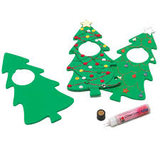 foam tree door hanger for decorating christmas kits u0026 things to
