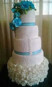 wedding cake wednesday romantic cake ideas