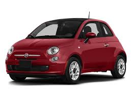 2016 fiat 500 price trims options specs photos reviews