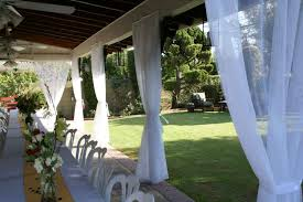 Gazebo Screen House Kit by Curtains Elegant And Affordable Mosquito Curtains For Your