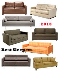 Top Rated Sleeper Sofa by 16 Best Sleeper Sofas U0026 Sofa Beds 2013 Apartment Therapy