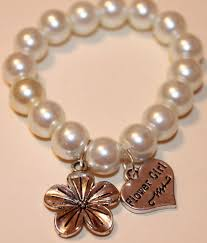 flower girl charms best 25 flower girl bracelets ideas on flower girl