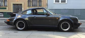 porsche slate gray metallic 1989 porsche 930 for sale slate grey metallic carplanet com