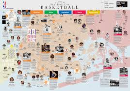 Nba Map Check Out This Amazing Interactive Map Of New York City U0027s