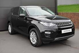 land rover 2007 black used land rover discovery sport for sale listers