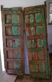shabby chic doors primitive teak shabby chic doors from india