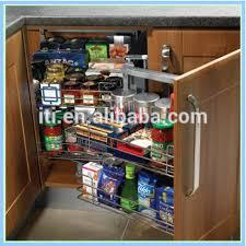 carrousel cuisine aveugle coin cuisine cabinet carrousel fil panier buy product on