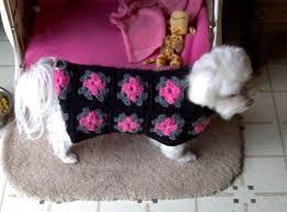 crochet pattern for dog coat crochet patterns articles ebooks magazines videos dog coat