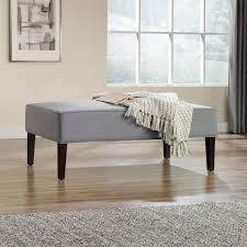 coffee tables footstool bench upholstered bench seat black