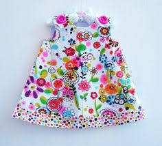 echino baby dress children clothing boutique dress