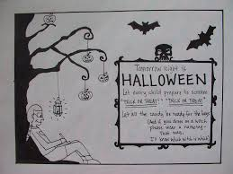 Halloween Trick Or Treat Poems Big T Big T Books Page 27
