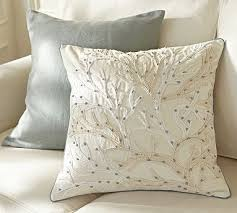 Pottery Barn Decorative Pillows 75 Best Pretty Pillows Images On Pinterest Accent Pillows