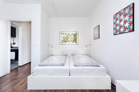 Schlafzimmerm El Berlin Greatstay Apartment Stralauer Allee Deutschland Berlin