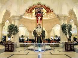 ibn battuta mall floor plan elephant clock dubai united arab emirates atlas obscura