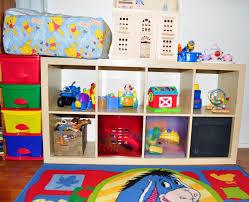 furniture ikea toy storage filled with toys and mini castle toy