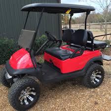 club car custom paint custom wheels southeastern carts