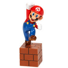 mario cake topper mario bros cake topper birthdayexpress