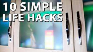 10 simple kitchen hacks everyone should know youtube