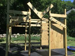 backyard ninja warrior course outdoor goods