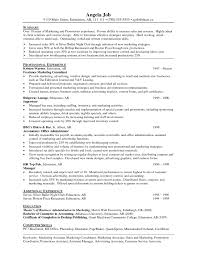 Sample Resume For Marketing Job by Marketing Consultant Job Description Resume Free Resume Example