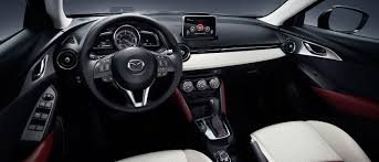 mazda interior 2016 beach mazda introduces the brand new 2016 mazda cx 3