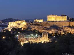 athens at night images viewallpapers pinterest athens