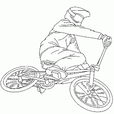 printable dirt bike coloring pages pictures summer fun