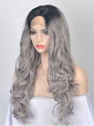 gray hair pieces for american youtube synthetic wigs wigs by unique