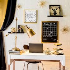 Gold Home Decor Accessories 133 Best Modern Glam Home Decor Images On Pinterest Hobby Lobby