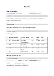 Prepare Resume Online by The Stylish How To Prepare Resume For Freshers Resume Close 8
