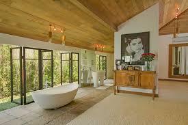 Open Bathroom Bedroom by Villa Clarisse Gallery