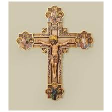 crucifixes for sale twelve apostles crucifix 12 the catholic company