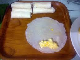 cara membuat kulit lumpia dari telur cara membuat kulit lumpia yang mudah