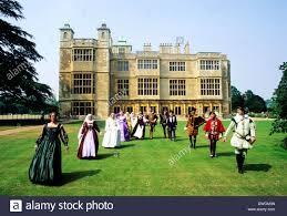 elizabethan english tudor period dancers 16th century audley end