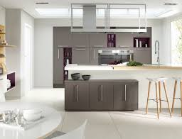 modern grey kitchen cabinets stools modern grey stained kitchen cabinets amazing light
