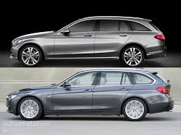 bmw 3 series or mercedes c class mercedes c class estate s205 vs bmw 3 series touring f31