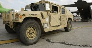 armored humvee drive on build your own military humvee