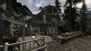fellkreath cottage build your own home at skyrim nexus mods and