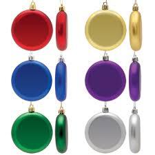 customized ornaments flat acrylic