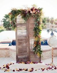 Wedding Backdrop Trends 142 Best Altar U0026 Ceremony Decor Images On Pinterest Marriage