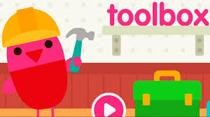 sago mini toolbox working game with construction tools for kids