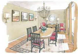 a dining room in mount vernon gets a makeover the washington post